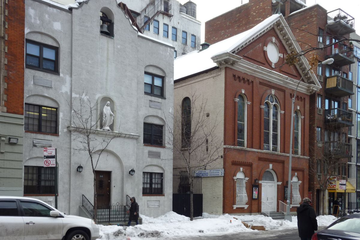 12 nyc churches are deconsecrated paving the way for sale for Churches for sale in ny