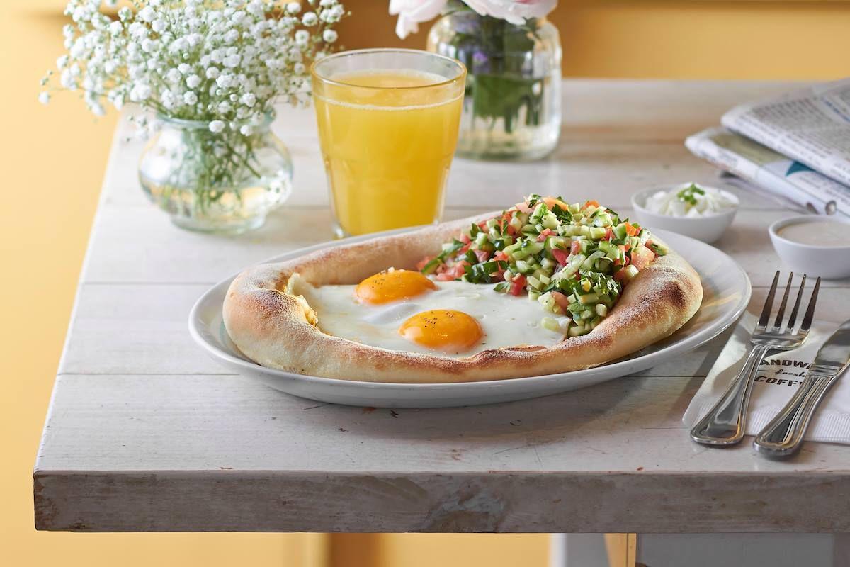 landwer cafe farmer's breakfast