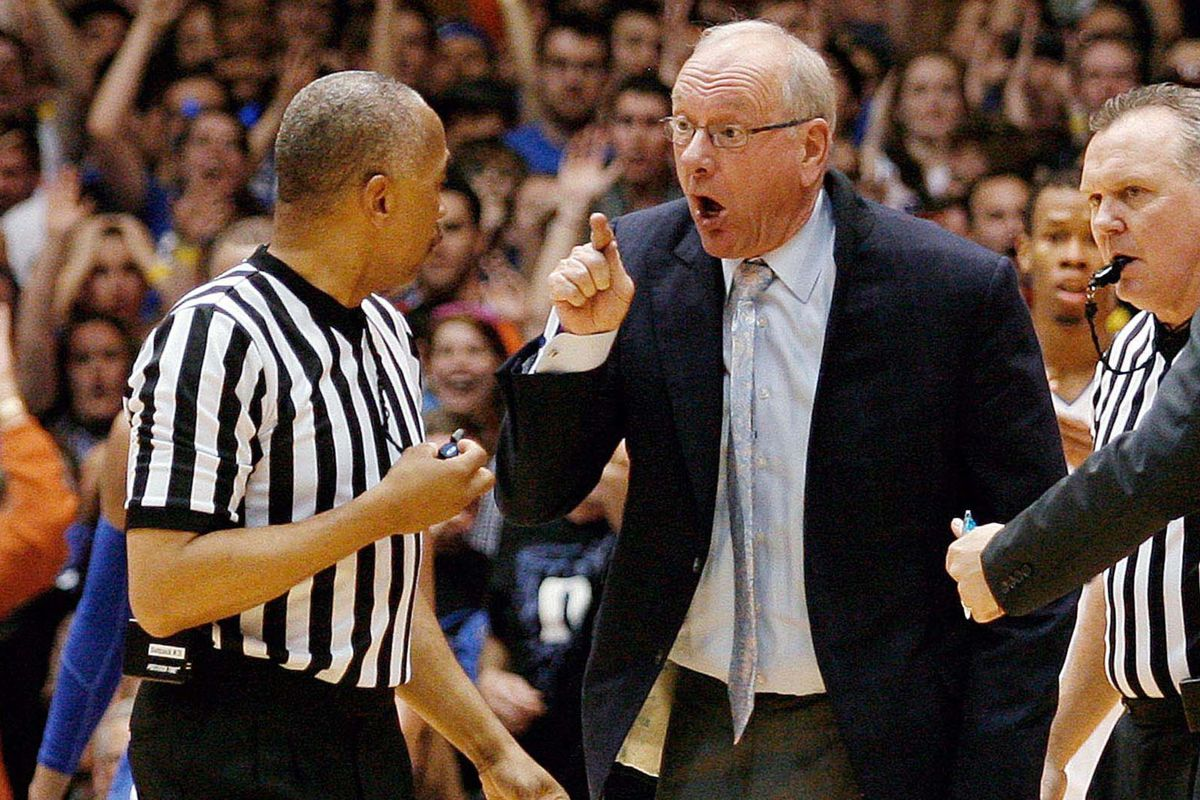 Syracuse basketball defeats No. 1 Duke 95-91: Brent Axe ...