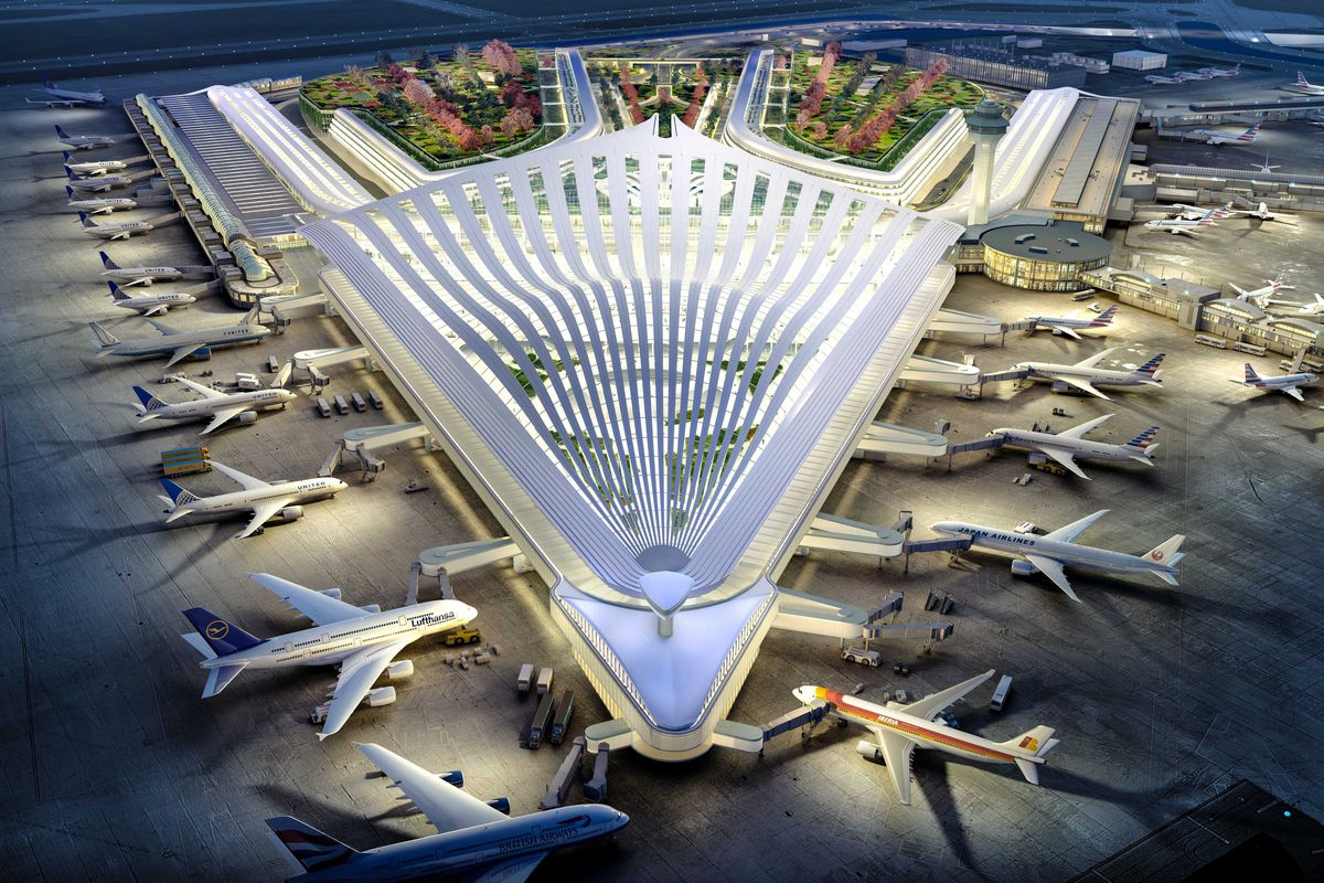 $8 5B O'Hare redesign: Public voting comes to close - Curbed
