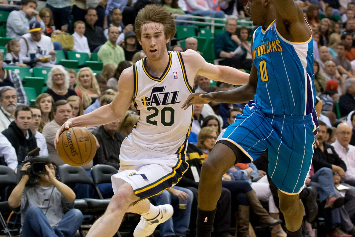 People talk about Hayward in realtion to being a higher pick than Paul George. Well, Aminu was picked before Hayward was!