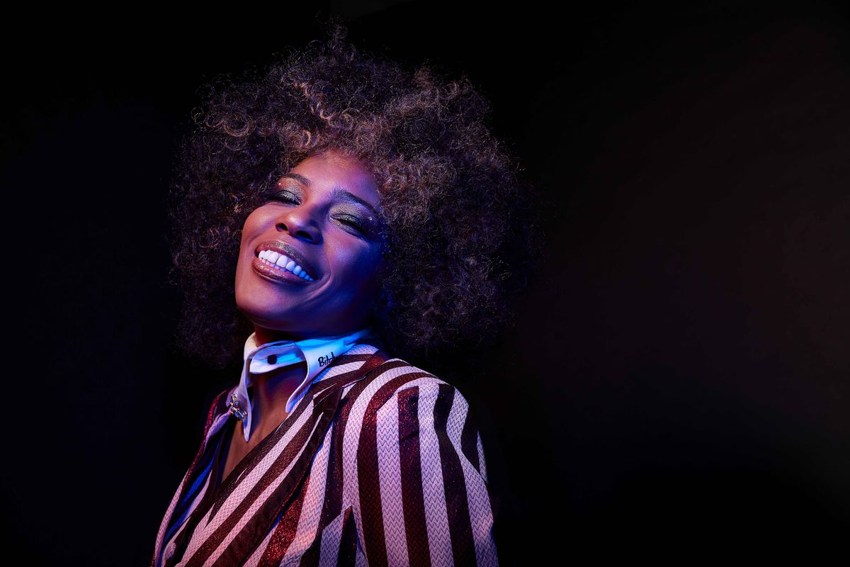 "Grammy-winning singer, songwriter, producer and actress Macy Gray launched her new foundation, My Good, in August 2020, dedicated to assisting families of those killed by police, financially and with mental health support. Her foundation has joined forces with a Chicago-based nonprofit, Truth, Hope and Justice Initiative, for ""Rise Up And Stand — A Tribute To Our Mothers,"" a global, virtual event on Oct. 23."
