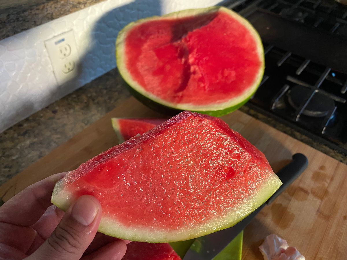 Watermelon from Stephens Ranch