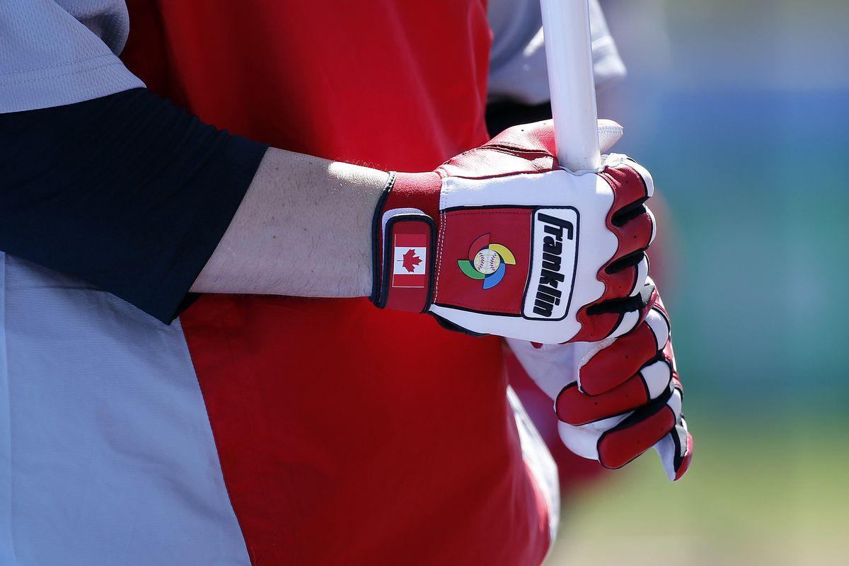 Baseball: World Baseball Classic Exhibion Game-Canada at Toronto Blue Jays