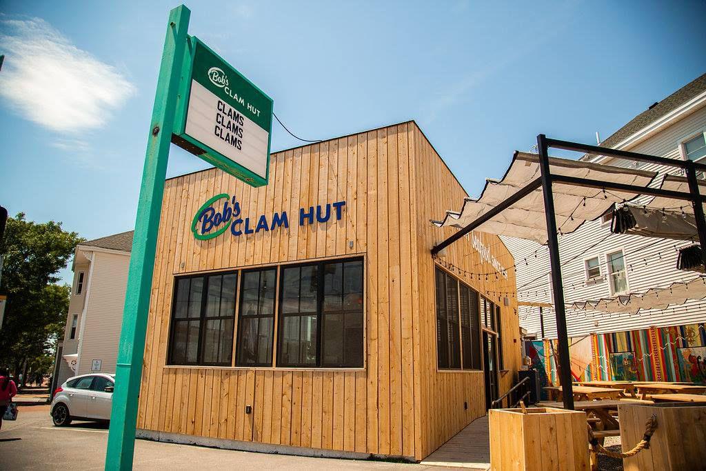 Bob's Clam Hut Portland