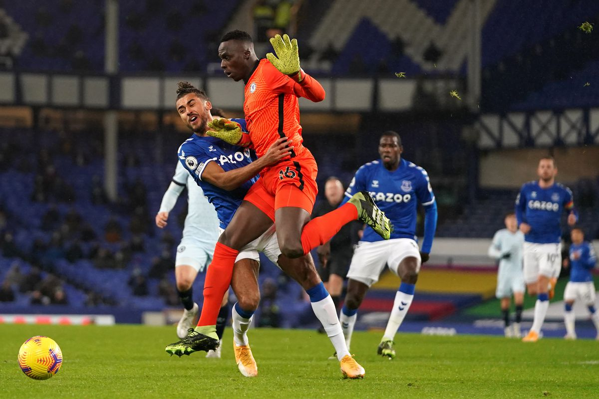 Everton 1 0 Chelsea Final Toffees Get A Solid Win Royal Blue Mersey