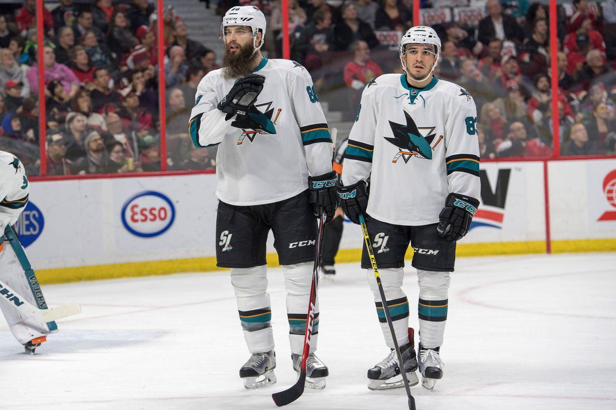 NHL: San Jose Sharks at Ottawa Senators