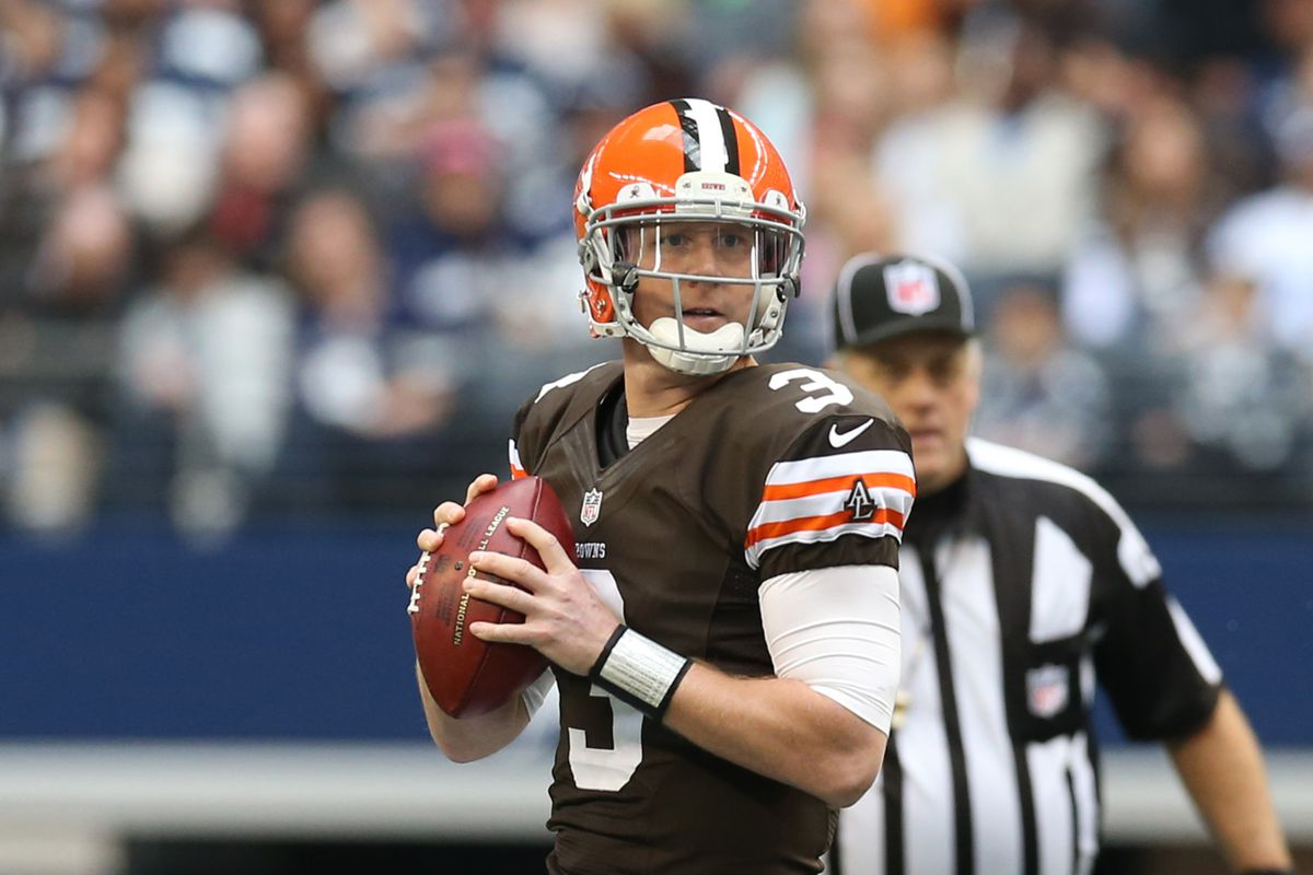 Brandon Weeden injury: Browns QB expected to be 'fine' - SBNation.com