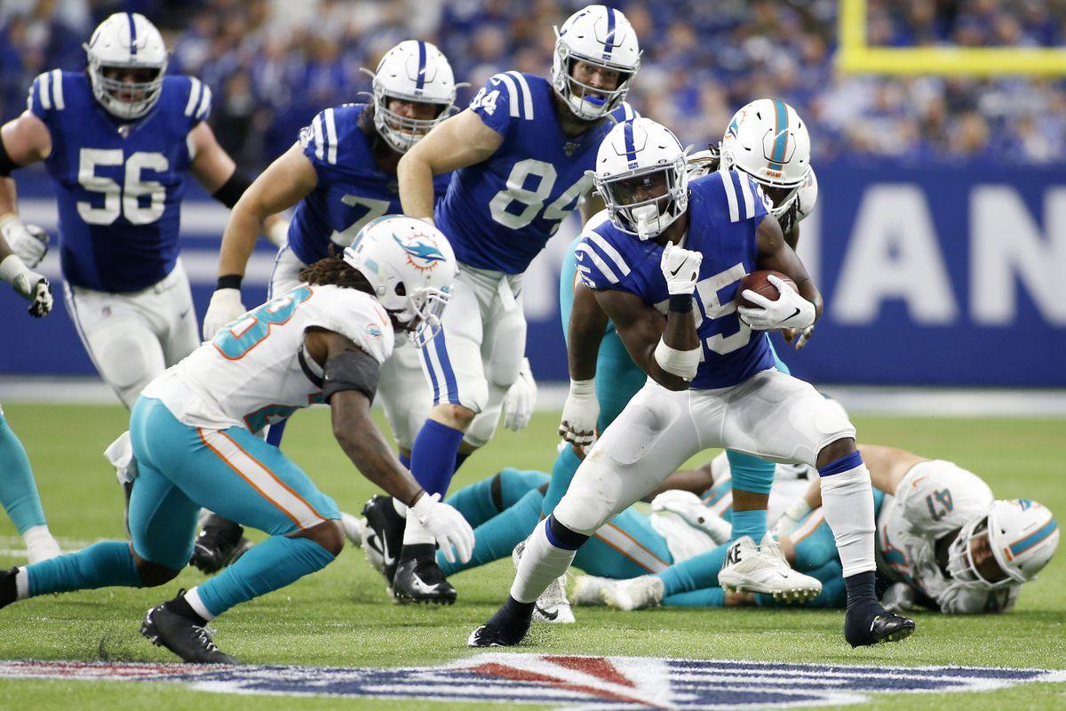 Miami Dolphins vIndianapolis Colts