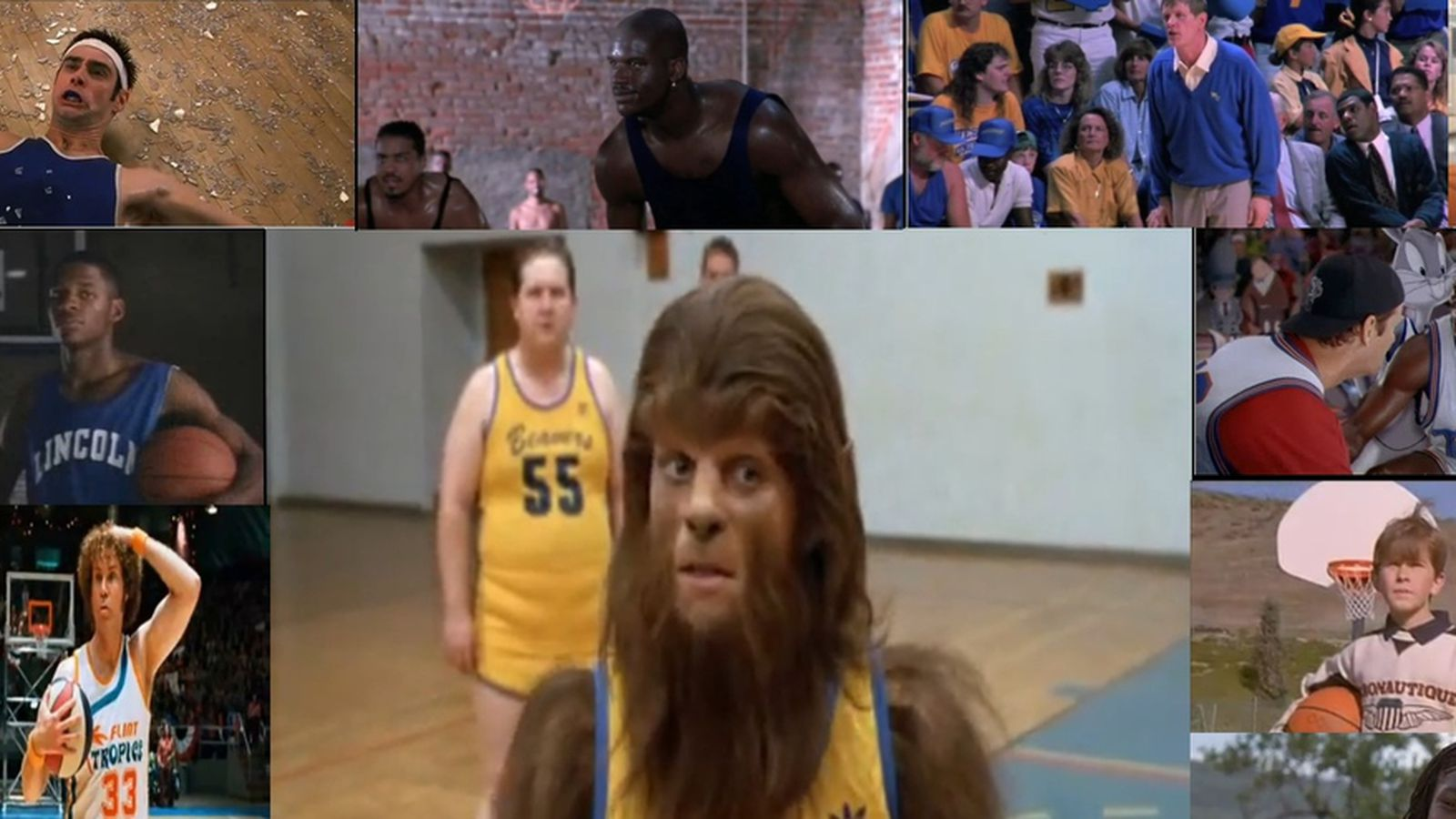 Big Screen Dream Team The 10 Best Ballers In Film History -5659