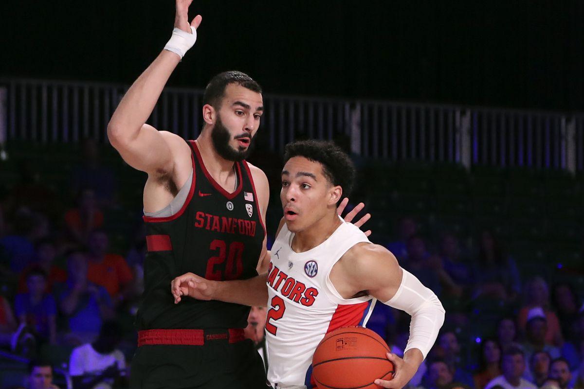 NCAA Basketball: Battle 4 Atlantis-Florida vs Stanford