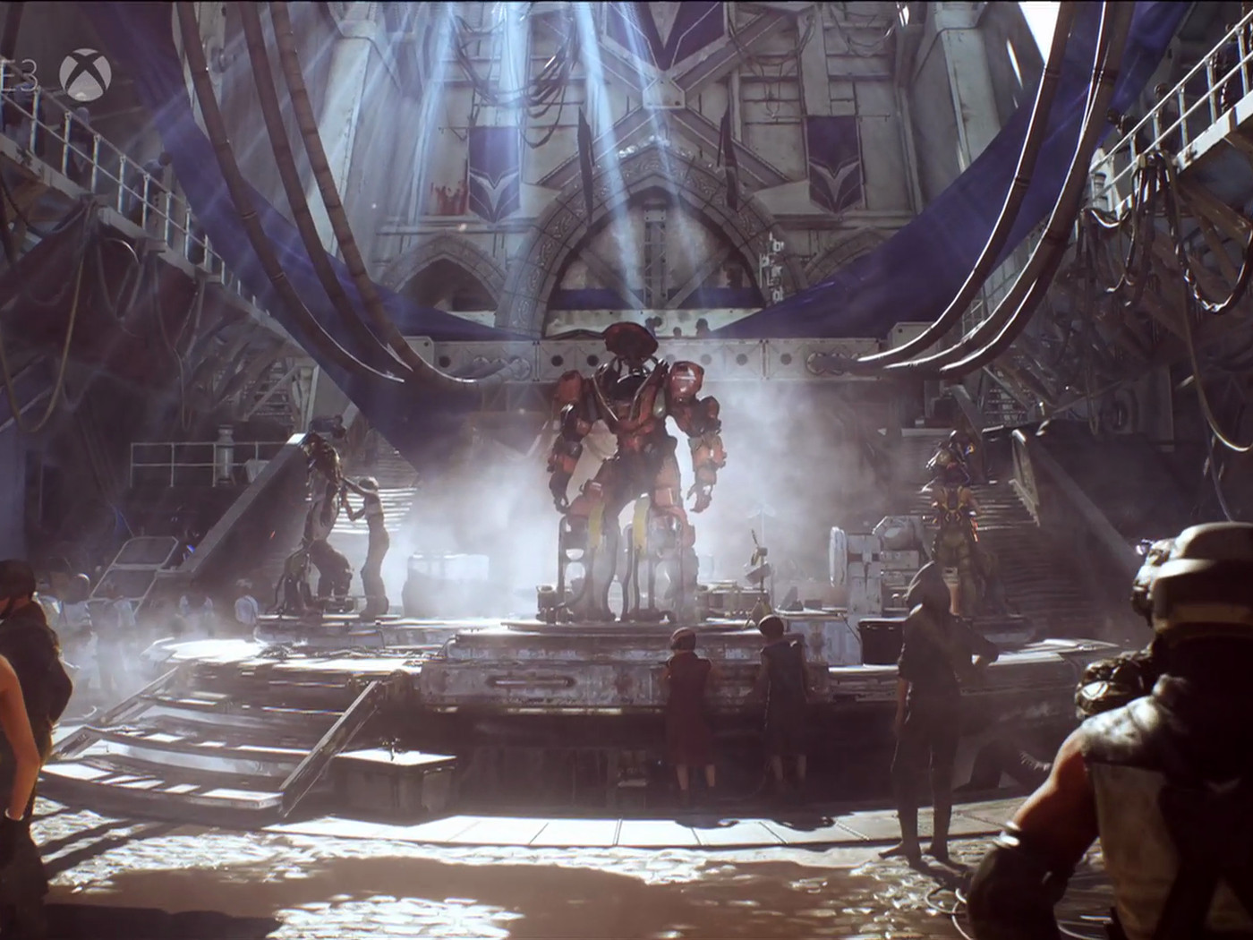 Anthem: 6 things we learned from the Anthem loot and gear