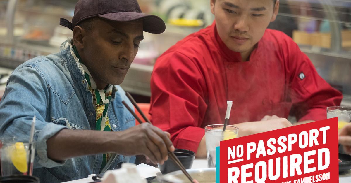 Watch: Marcus Samuelsson Eats Through the Chinese Food Scene in Las Vegas