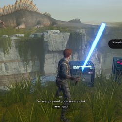 Valor and Wisdom 2 lightsaber switch