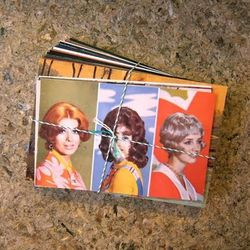 """Collection of Ken Brown's Postcards, <a href=""""http://kioskkiosk.com/collections/mini-exhibitions/products/kens-postcard-set"""">$75</a> at <b>Kiosk</b>"""