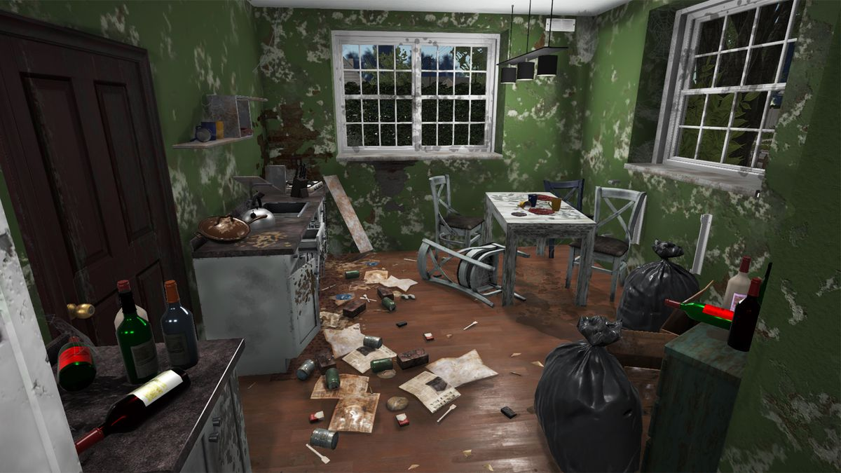 House Flipper Is A Home Repair Simulation Among Steam S Best Sellers