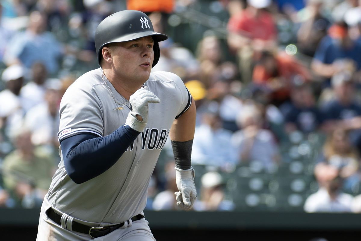 Why Yankees first baseman Luke Voit is the real deal