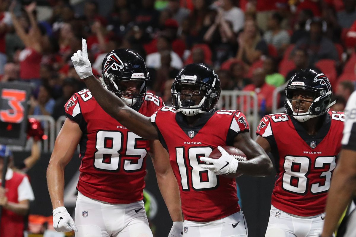 Calvin Ridley Dressed For Fourth Preseason Game But Will He Play The Falcoholic