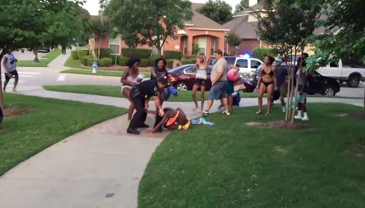 McKinney Texas police officer