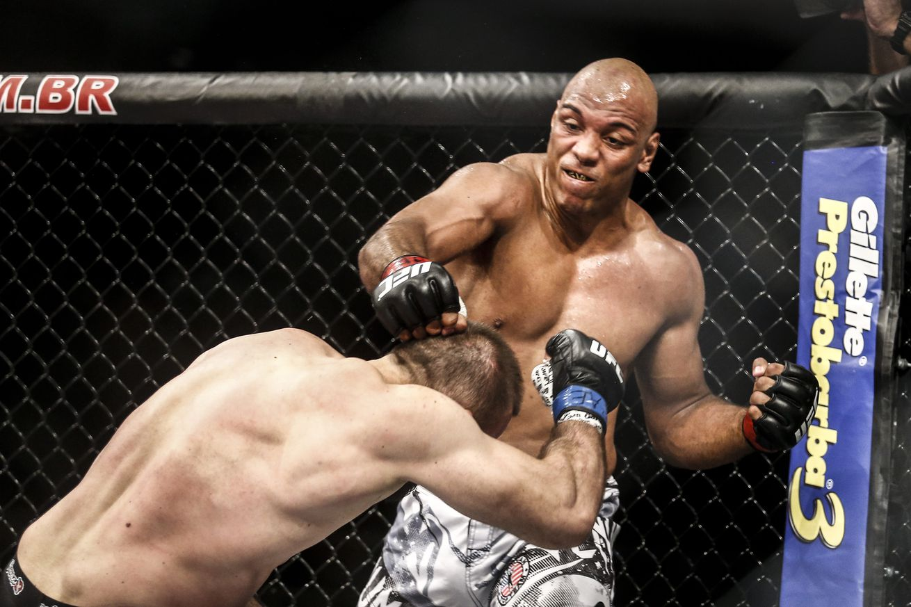 community news, Marcos Rogerio de Lima flagged for potential USADA violation, pulled from UFC Fight Night 115