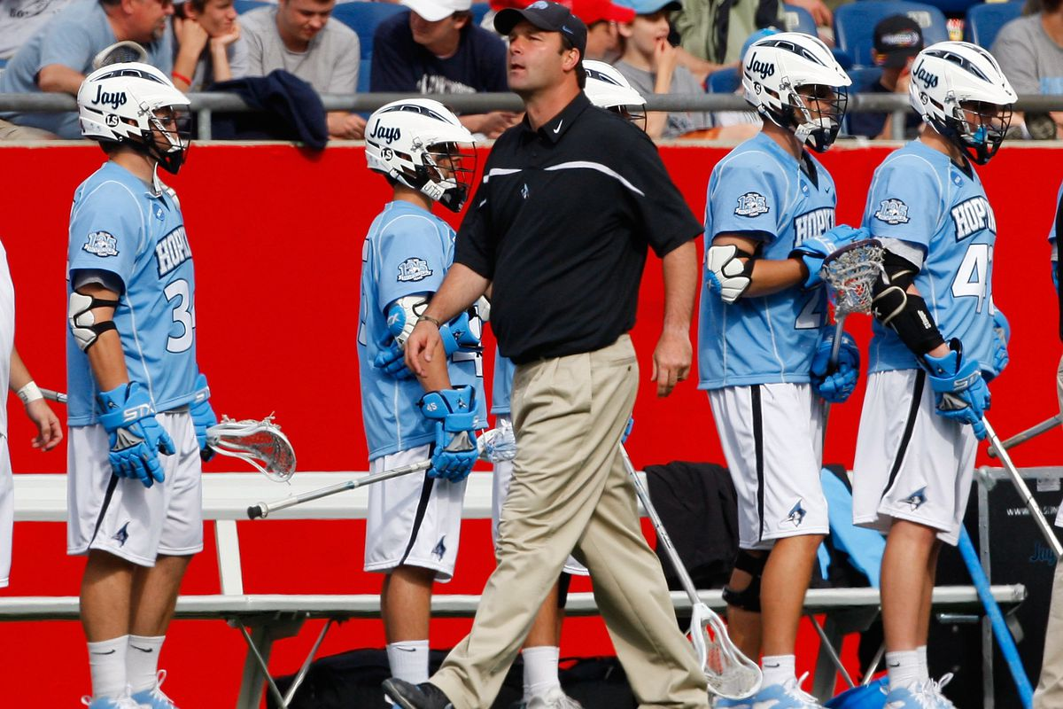 NCAA Lacrosse Semifinals - Johns Hopkins v Duke