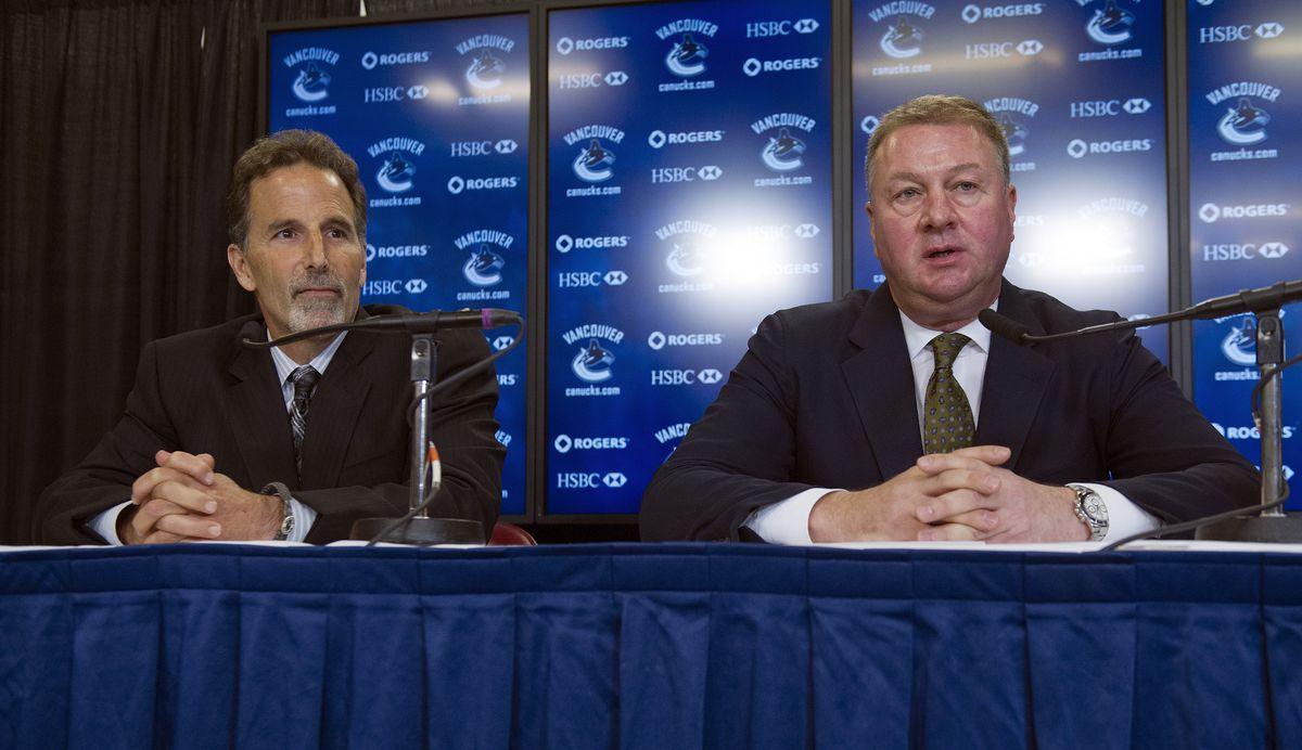 Vancouver Canucks Introduce John Tortorella