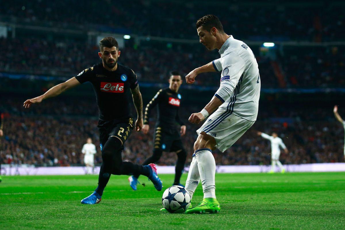 Napoli Vs Real Madrid Champions League Lineups And Team News Sbnation Com