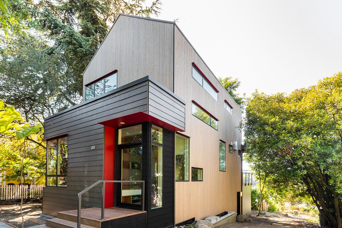 See Inside Seven Seattle-area Modern Homes This Weekend