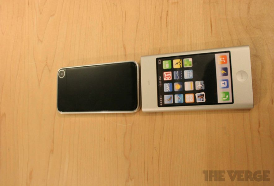 2006 Iphone Prototype Images The Verge