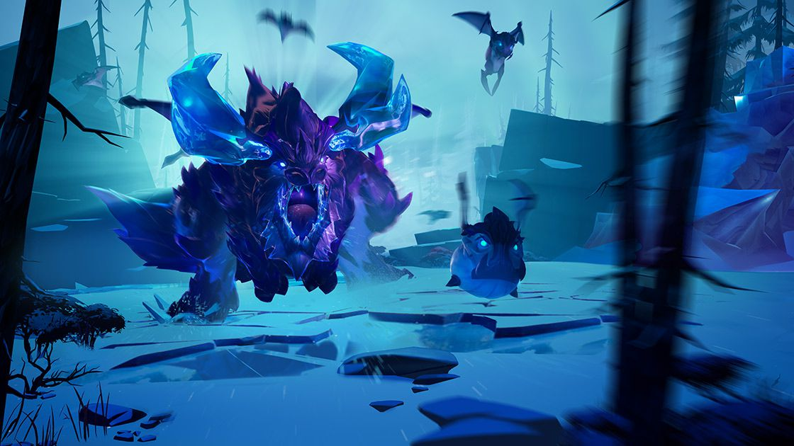 boreus hero pose - Dauntless patch notes for March 13: season 3, Overgrowth