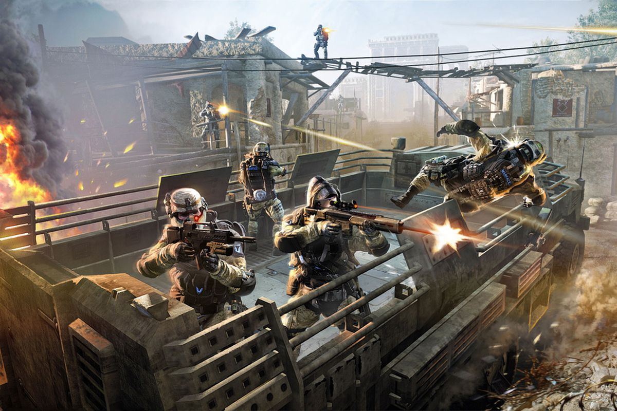 Warface's only 'premium currency' is the skill of its players - Polygon