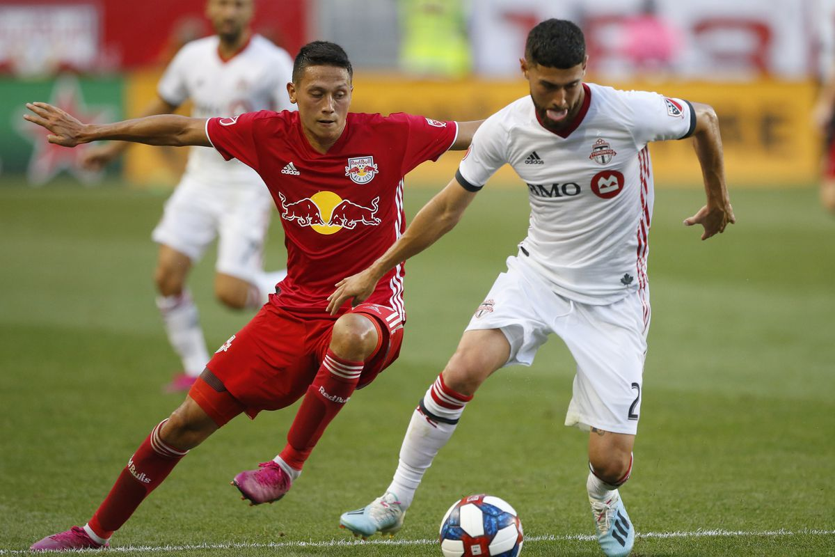 Red Bulls visit Toronto FC in Hartford - Once A Metro