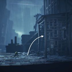 Little Nightmares 2 Glitching remains17