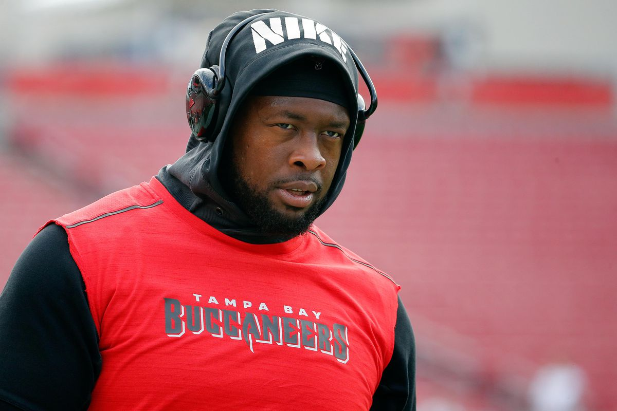 The Buccaneers Gerald McCoy is done with people disrespecting him