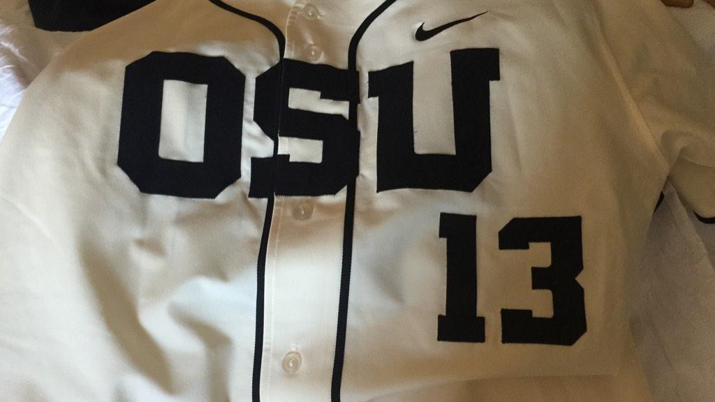 OSU Baseball Creme