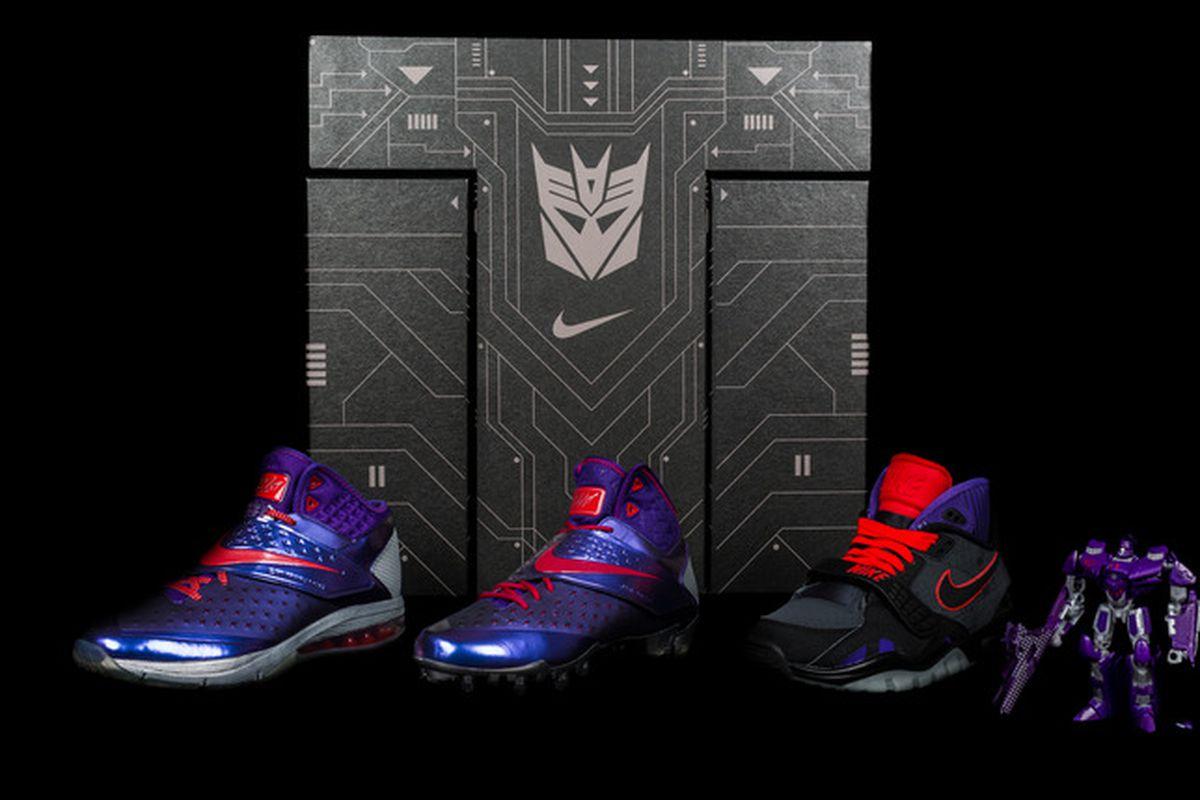 Nike Megatron sneakers