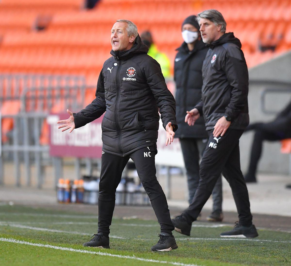 Blackpool v Accrington Stanley - Sky Bet League One