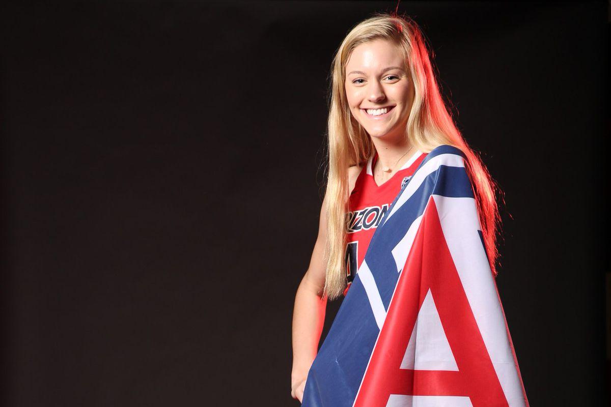 Arizona women's basketball freshman profile: Cate Reese ...
