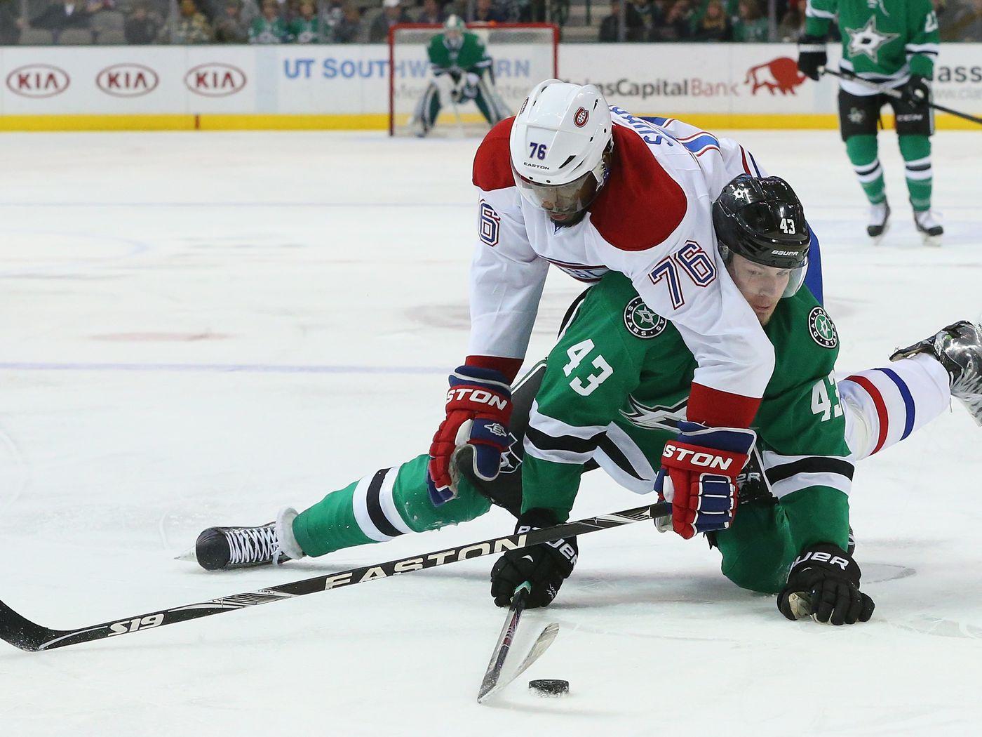 Would the Dallas Stars Trade for P K  Subban? Canadiens