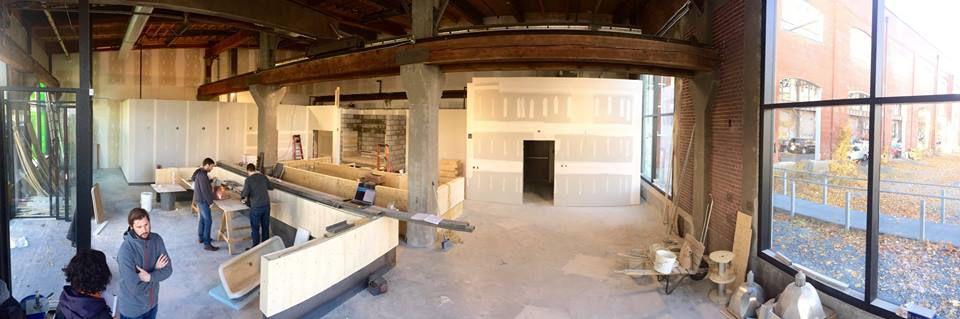 Inside Hoogan & Beaufort