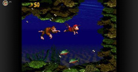 Donkey Kong Country đứng đầu các trò chơi Nintendo Switch Online tháng 7