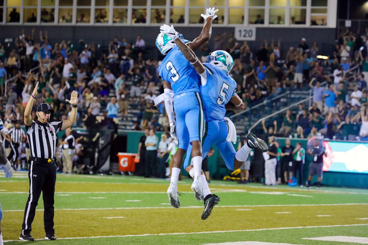 NCAA Football: Wake Forest at Tulane