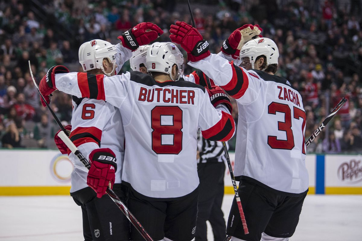 What Deals Should the Devils Give Pavel Zacha and Will Butcher?