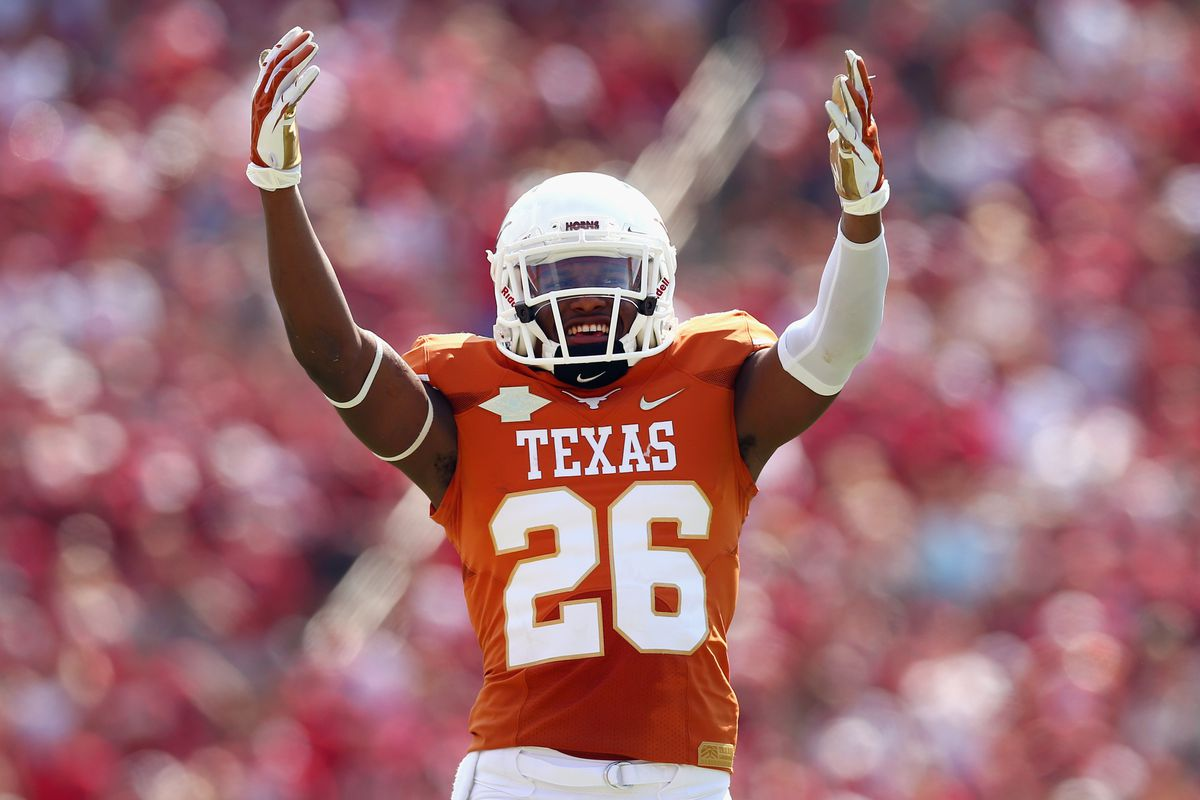 timeless design fc119 4bcc9 WATCH: What former Texas CB Adrian Colbert has been through ...