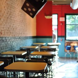 """<a href=""""http://dc.eater.com/archives/2012/06/29/inside-el-chucho-opening-tonight-in-columbia-heights.php"""">DC: Inside <strong>El Chucho</strong>, Opening Tonight in Columbia Heights</a> [Ben Droz/Eater.com]"""