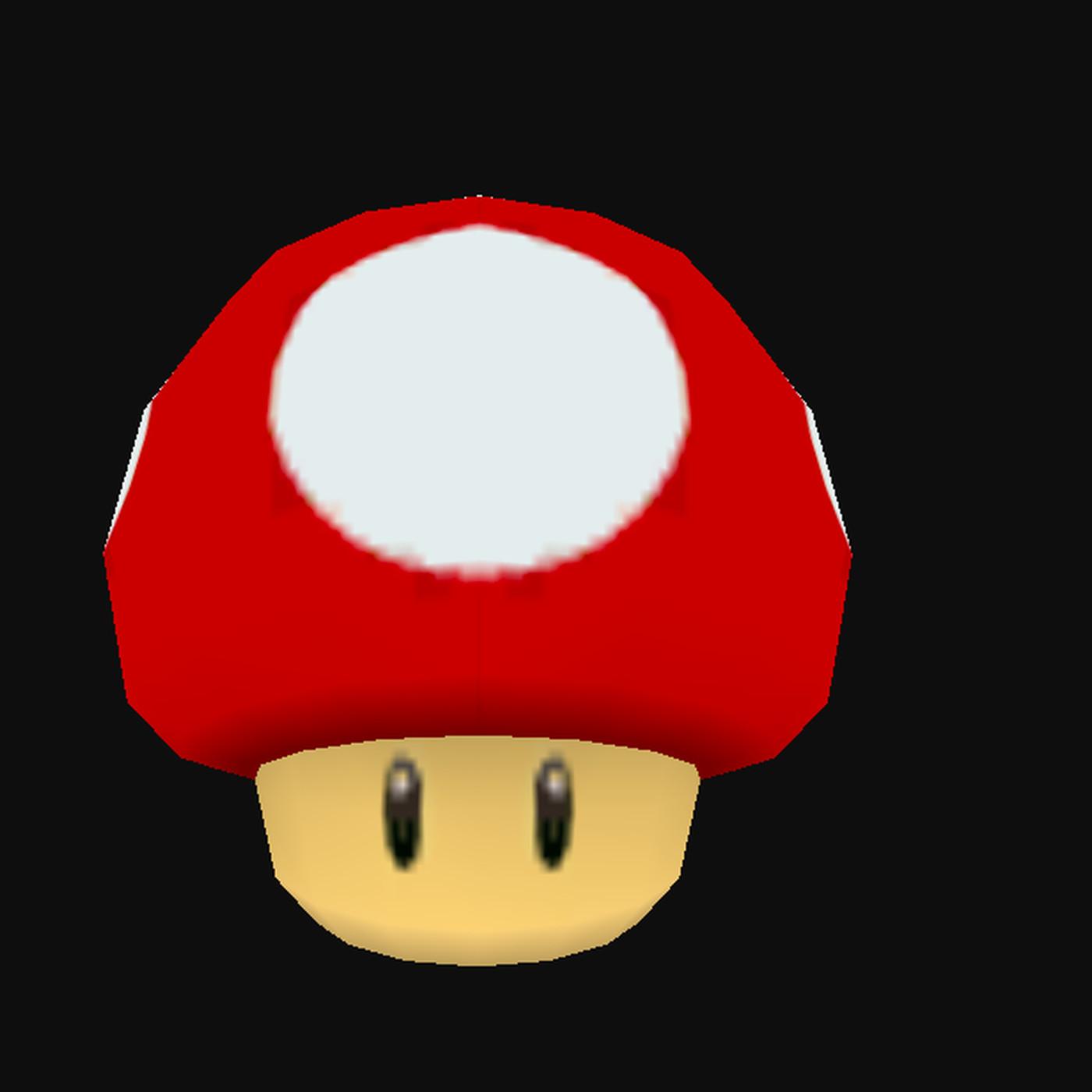 mario mushroom name in real life