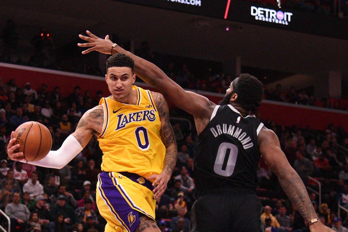 Pistons Vs Lakers: Los Angeles Lakers On Flipboard