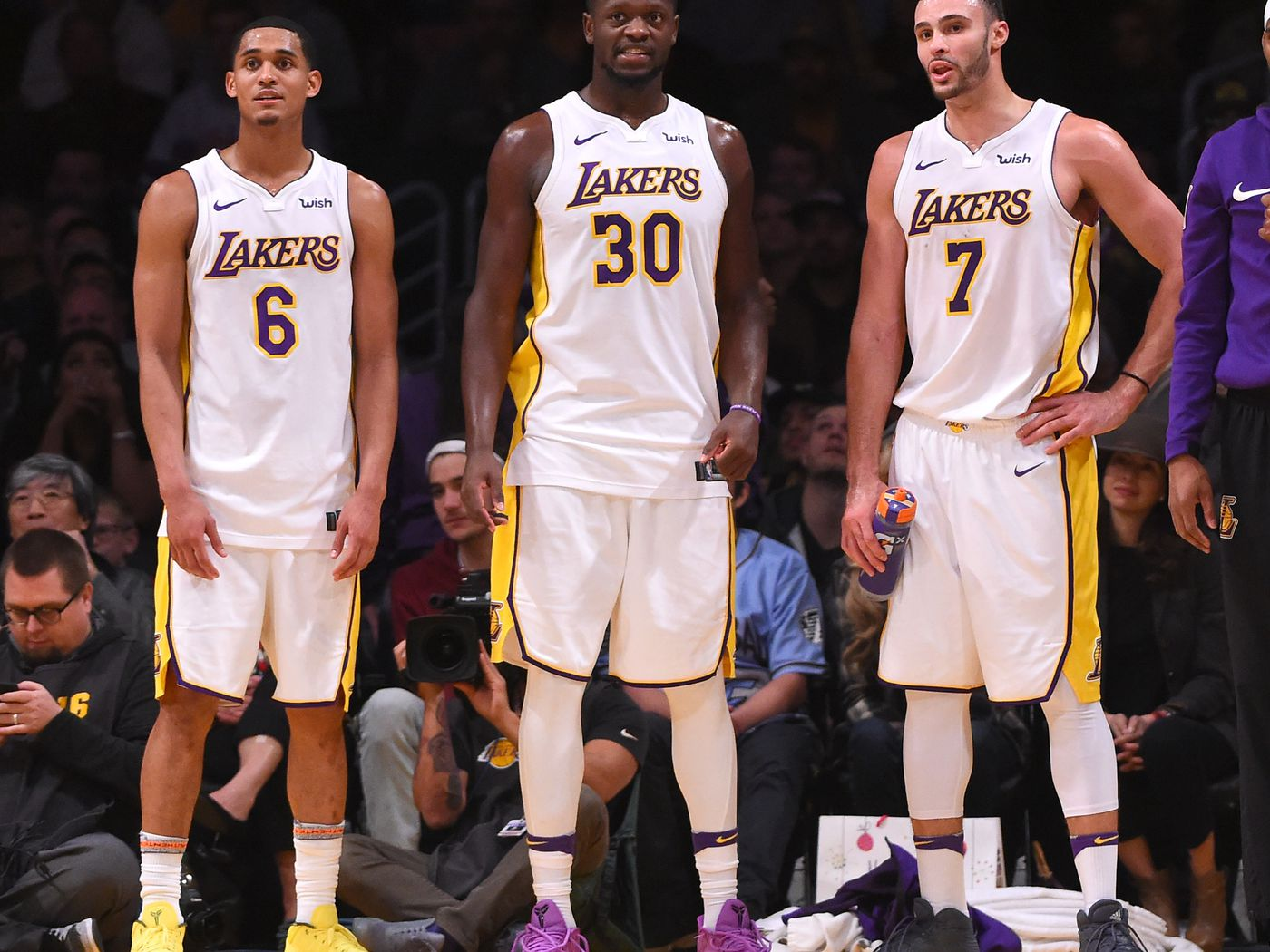 297285a5cad NBA Trade Deadline  Should the Lakers stand pat at the deadline  - Silver  Screen and Roll
