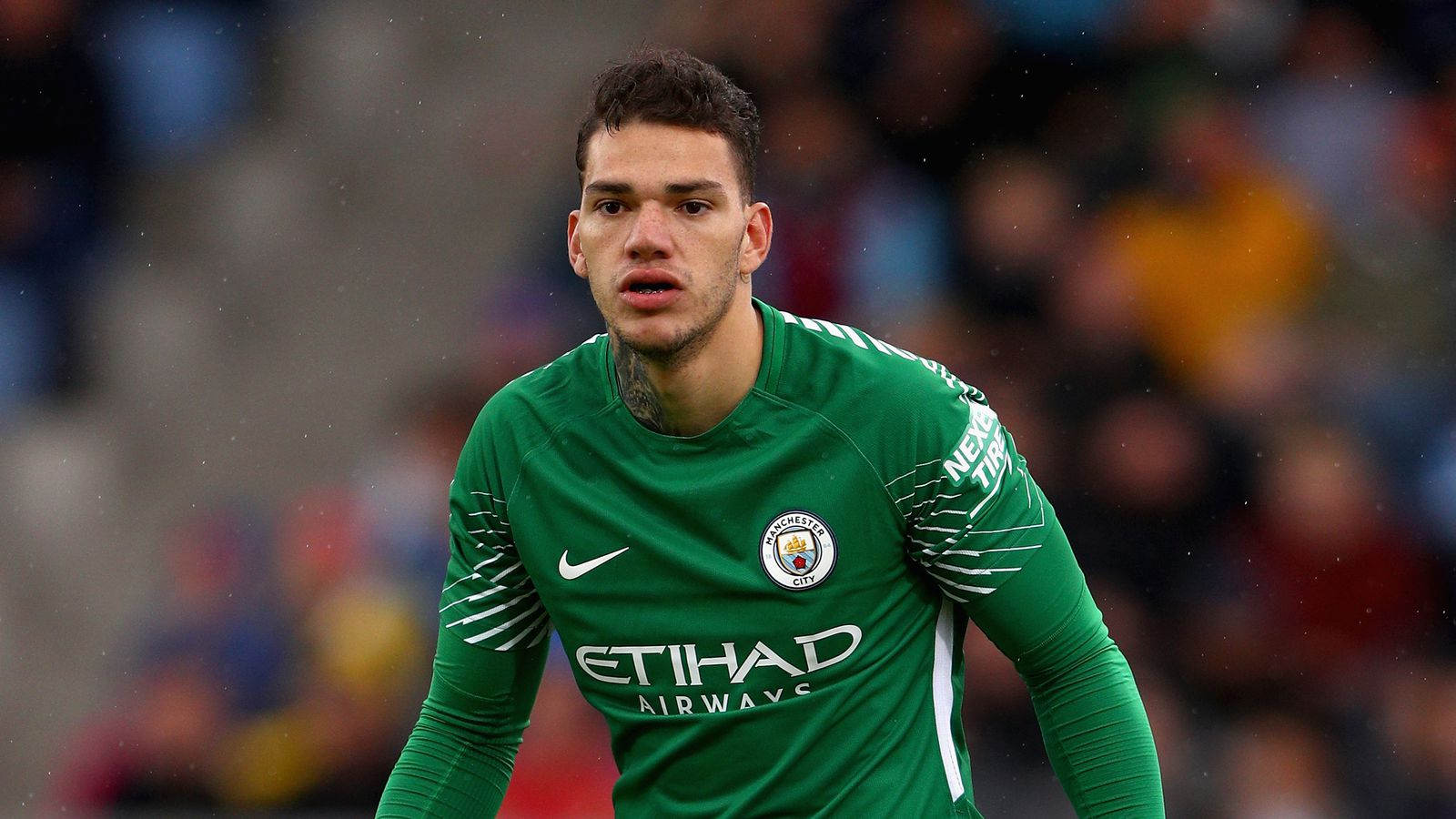 Three Manchester City Players Named In Brazil Squad For