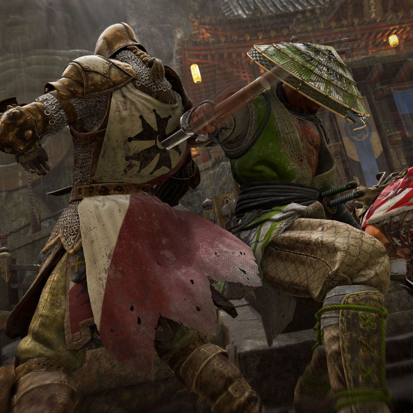 for honor first dlc